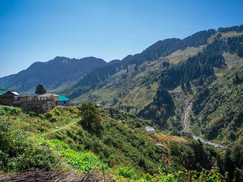 Bada Graan Village