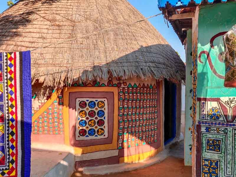 Gandhi Nu Gam Village