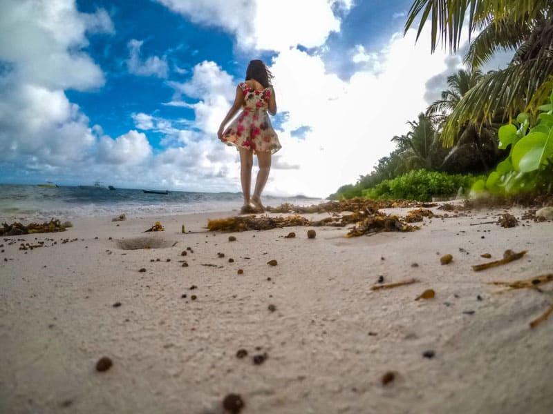 Grand Anse, Praslin