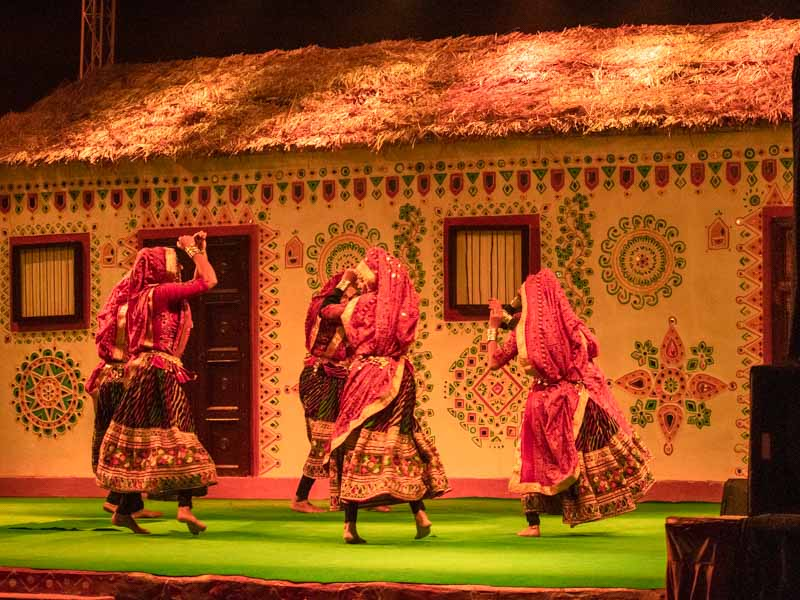 Cultural Performances at Rann Utsav
