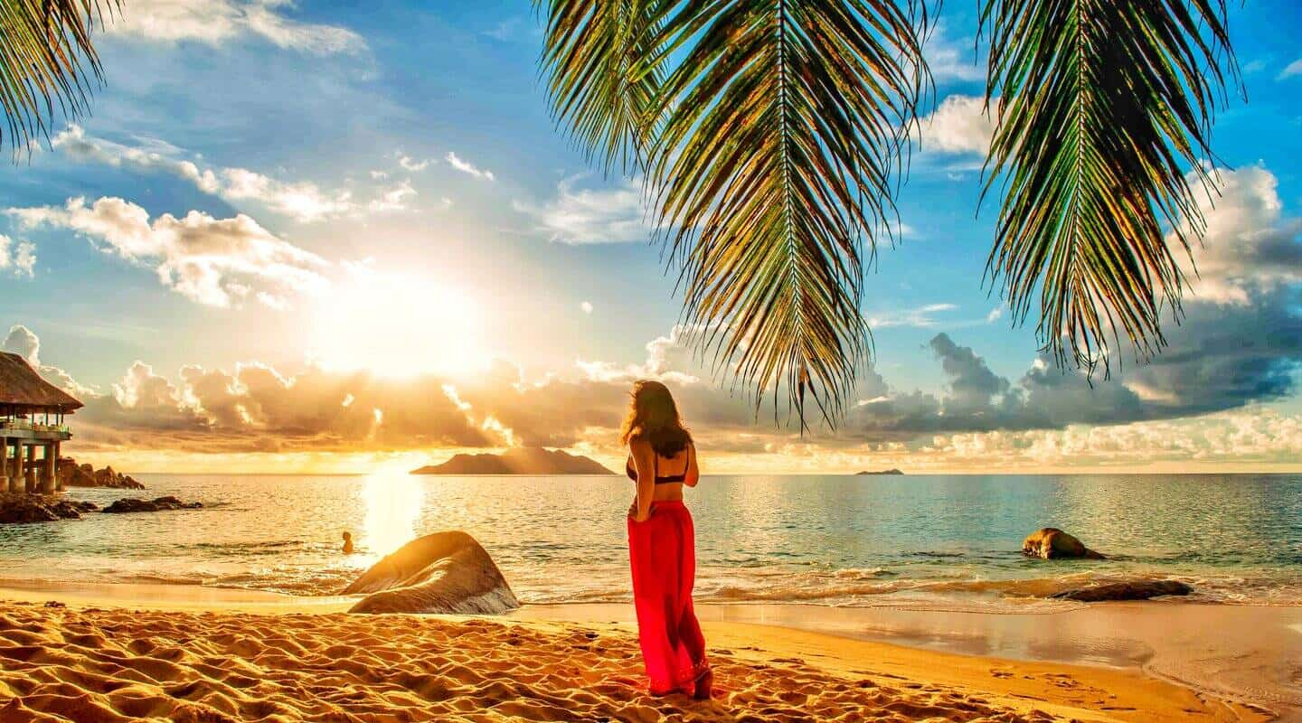 Vacation in Seychelles