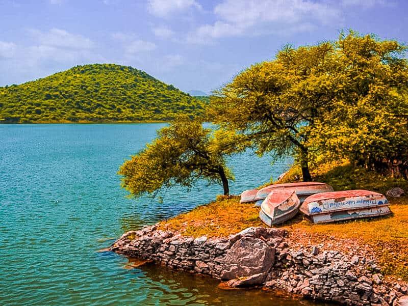 Bada Lake, Udaipur