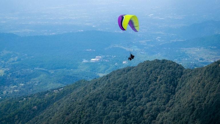 Bir Billing Paragliding 2020