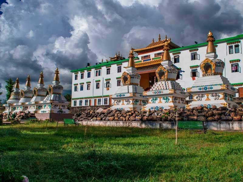 Chokling Monastery