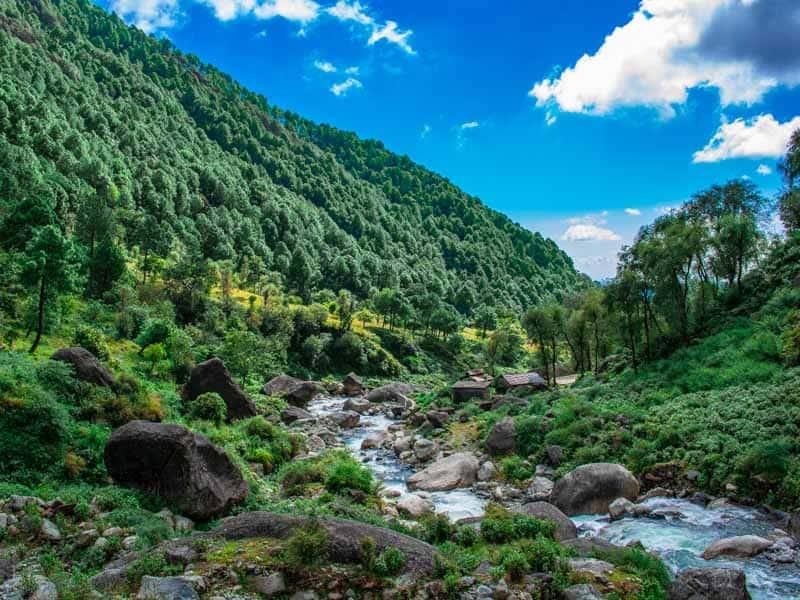Gunehar River