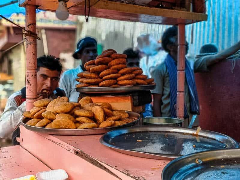 Kachori in Jaipur
