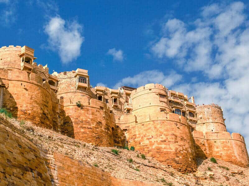 Jaisalmer Golden Fort