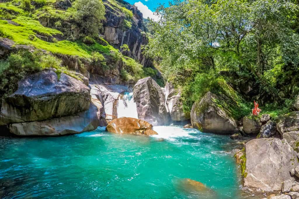 Hippo Falls, GHNP