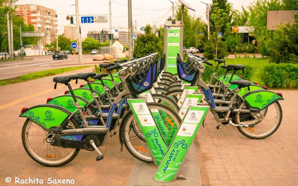 Almaty City Bike Rentals