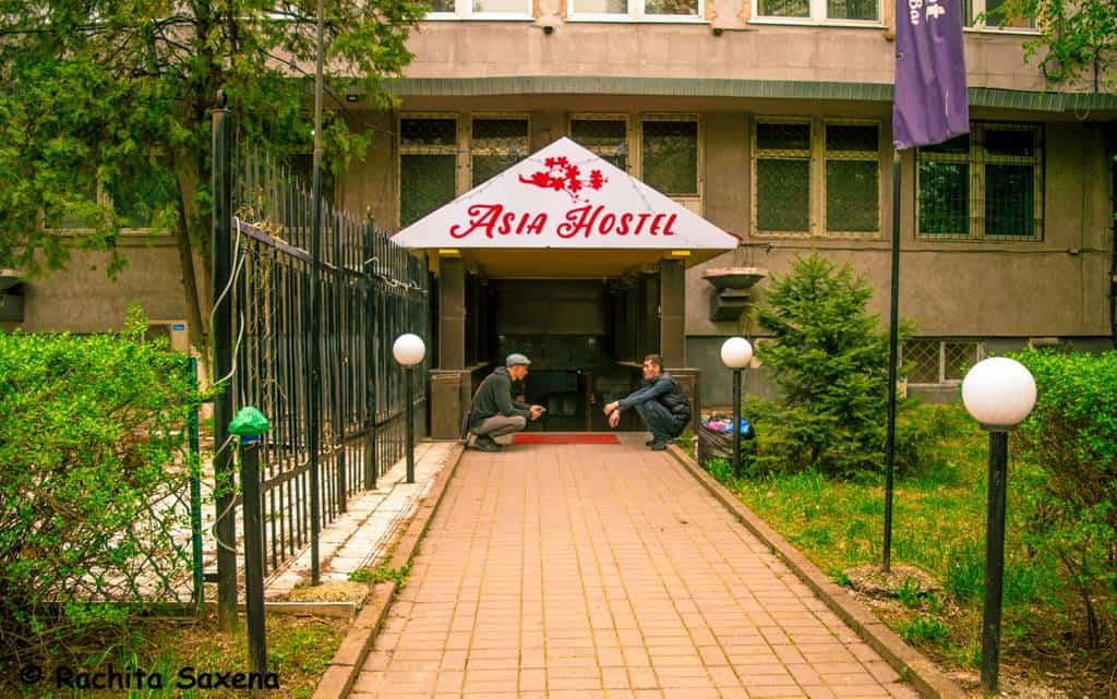 Hostel in Almaty