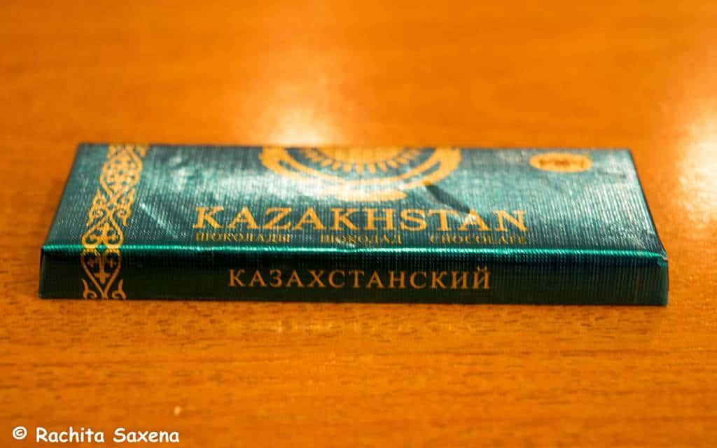 Kazakhstan Chocolate