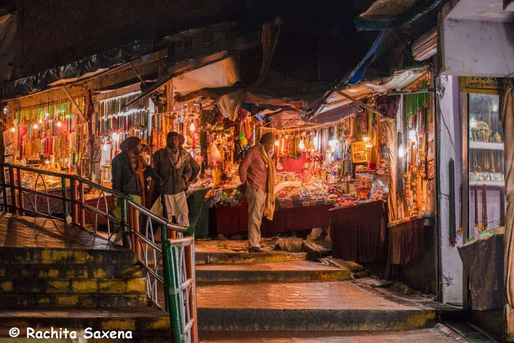 Street Shops in Badrinath