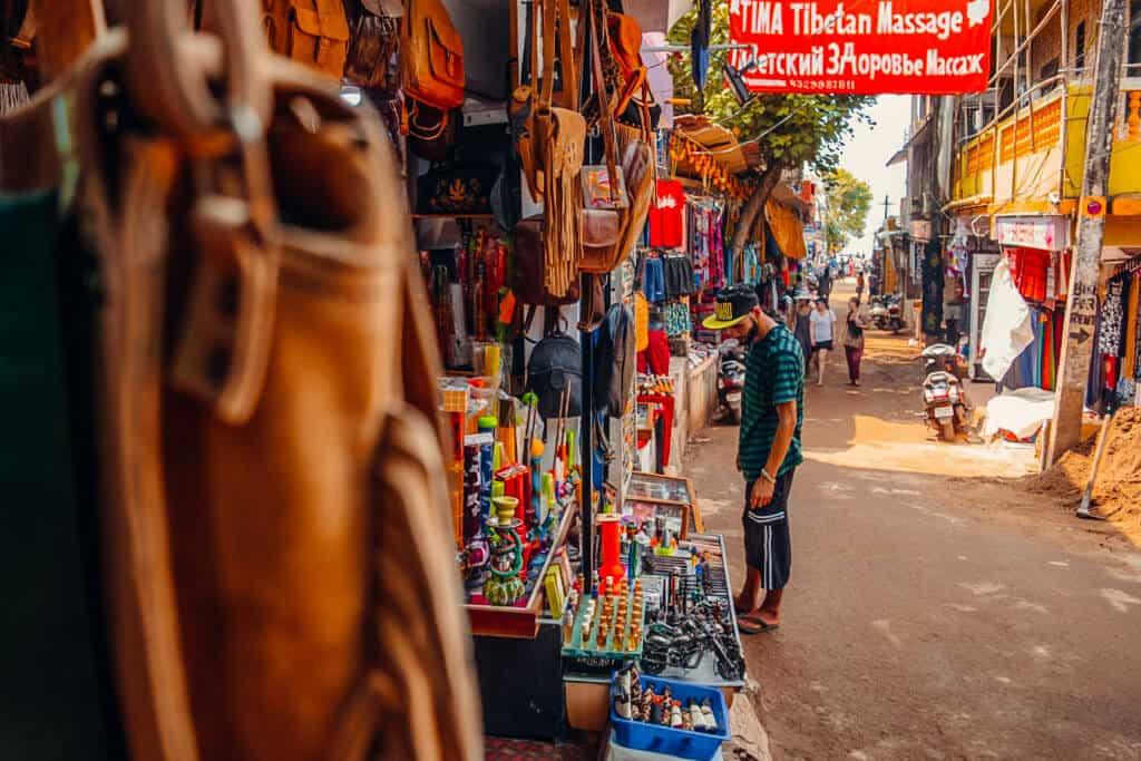 Arambol Market