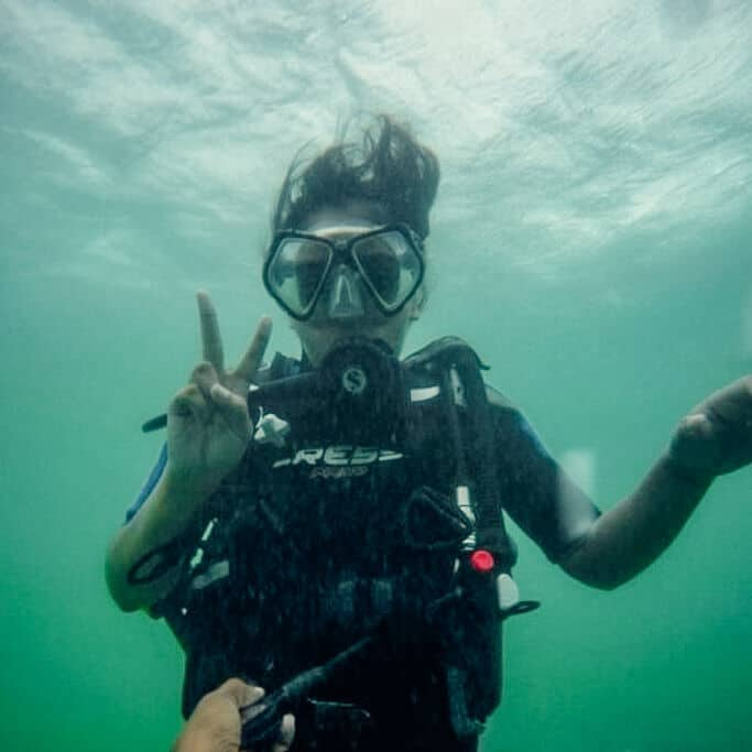 My Experience of Diving in Sri Lanka