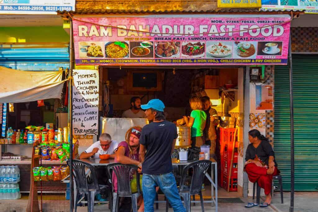 Ram Bahadur Fast Food Corner