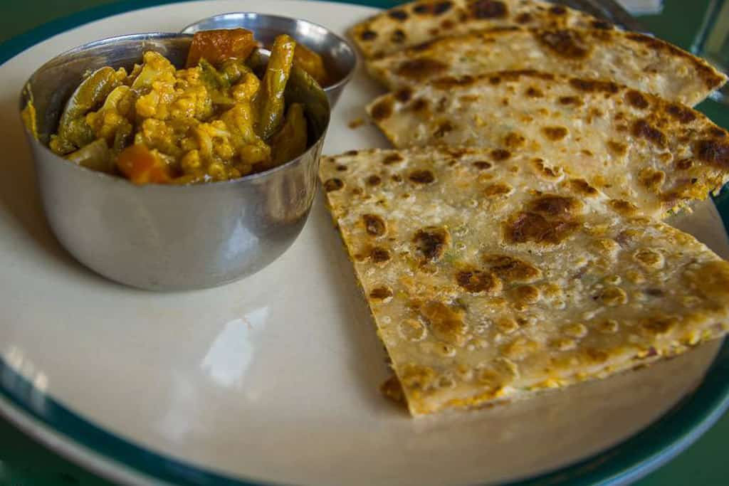 Chicken Paratha, Appa Restaurant
