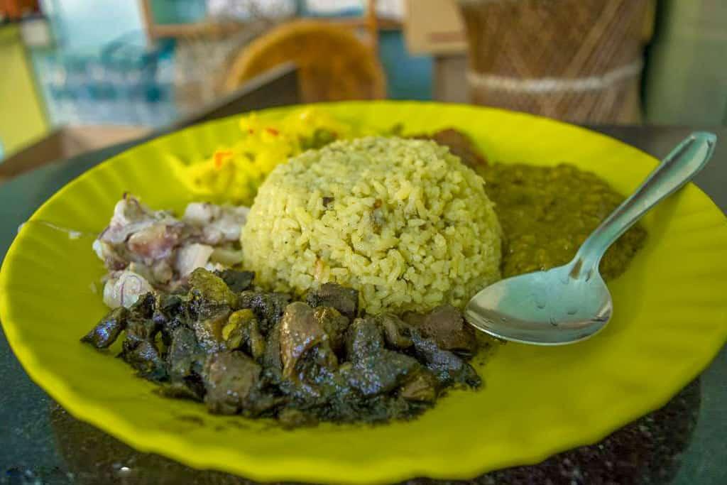 Jadoh Restaurant, Shillong