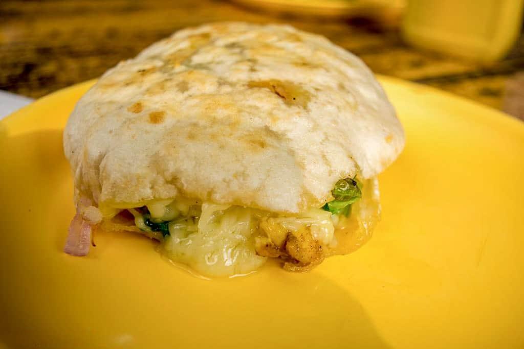 Lebanese Shawarma, Munchies Cafe