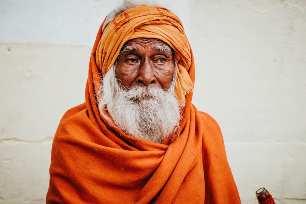 Saddhus of Varanasi
