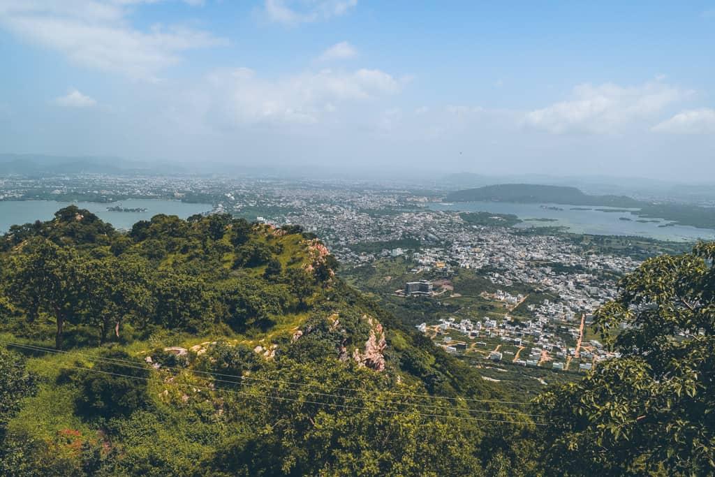 Udaipur City