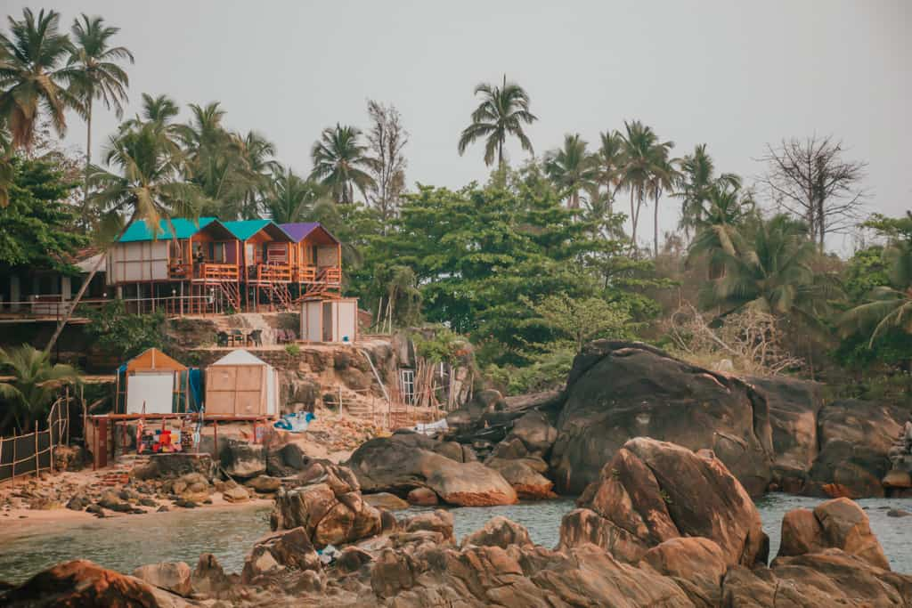 Stays in South Goa