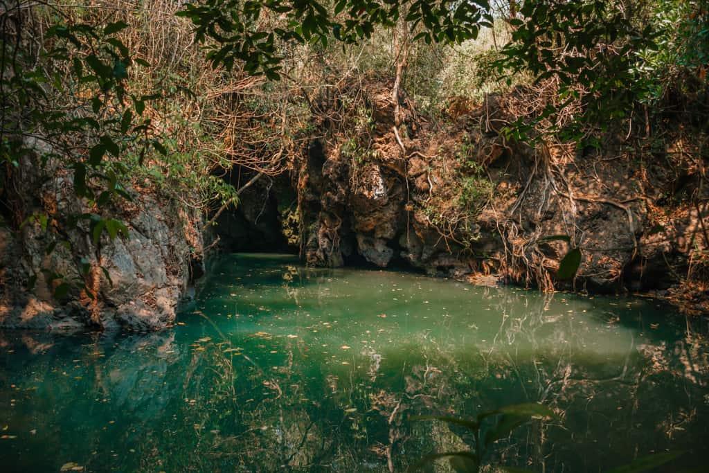 Bicholim Waterfall