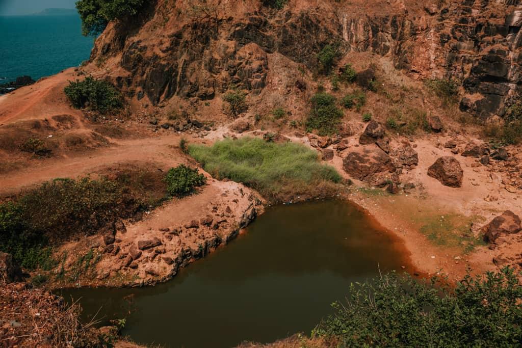 Heart-Shaped Lake, Goa