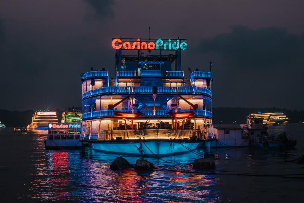 Casino Pride, Goa