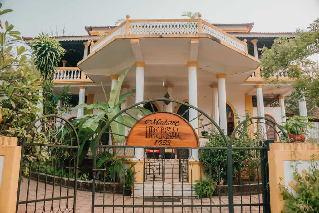 Heritage Home in Goa