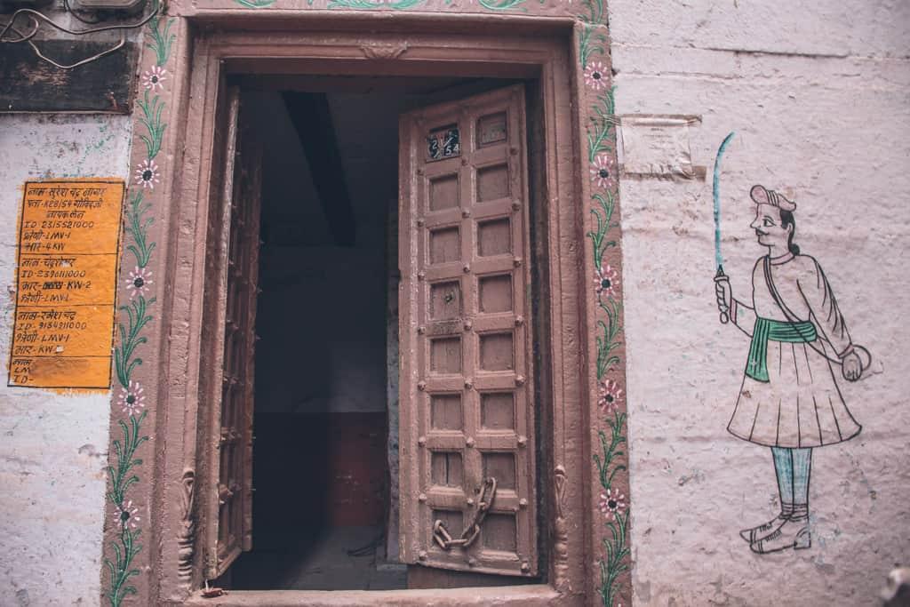 Doors of Varanasi