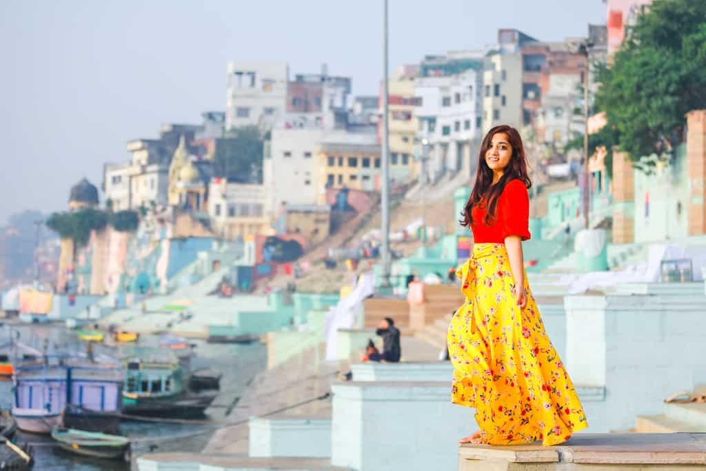 Instagrammable Pictures in Varanasi