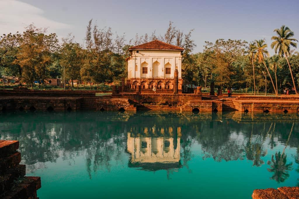 Safa Masjid, Goa
