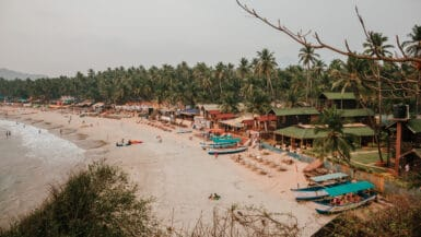 Where to Stay in Goa
