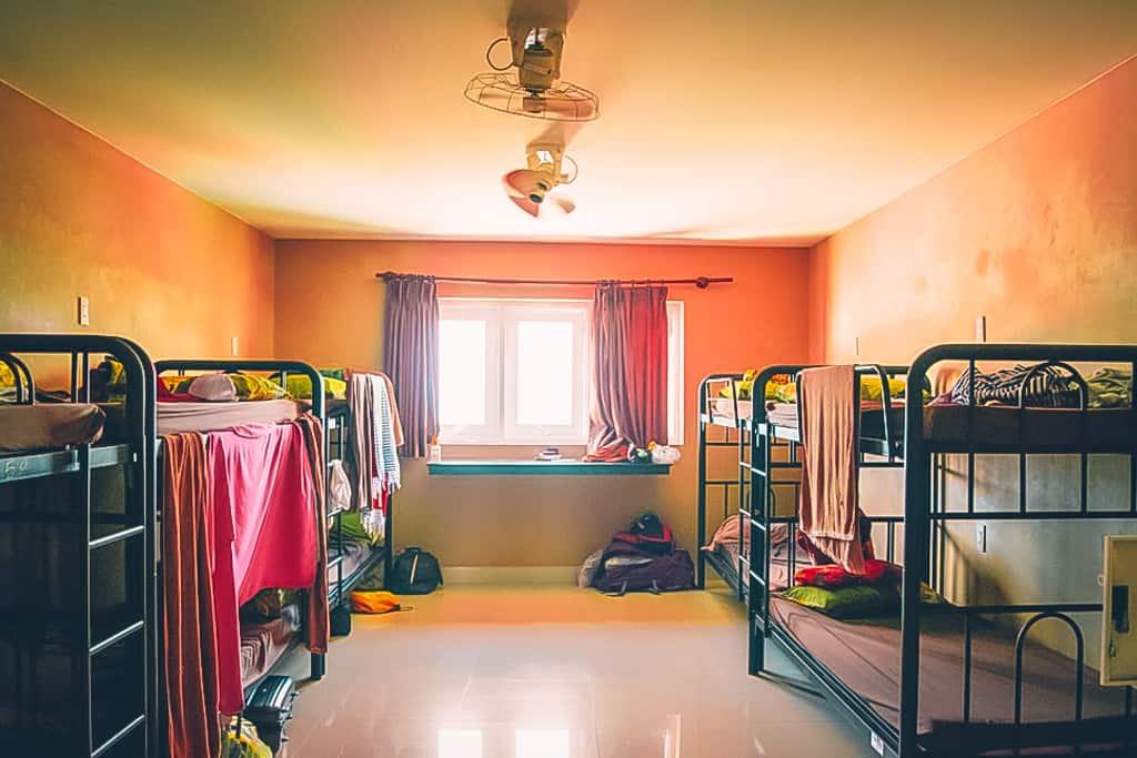Stay in Hostels