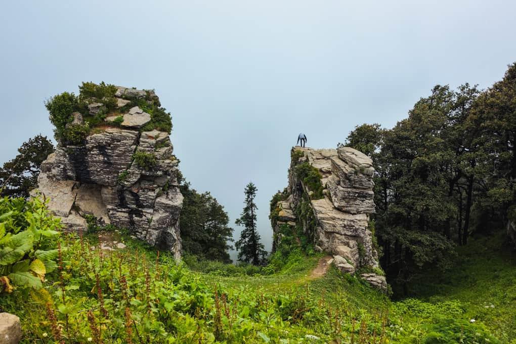 Hatu Peak, Narkanda